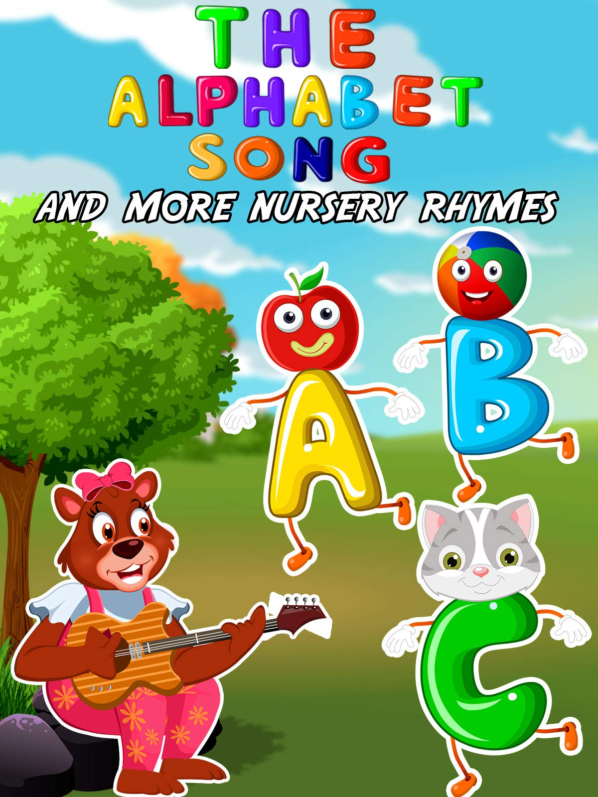 The Alphabet Song And More Nursery Rhymes