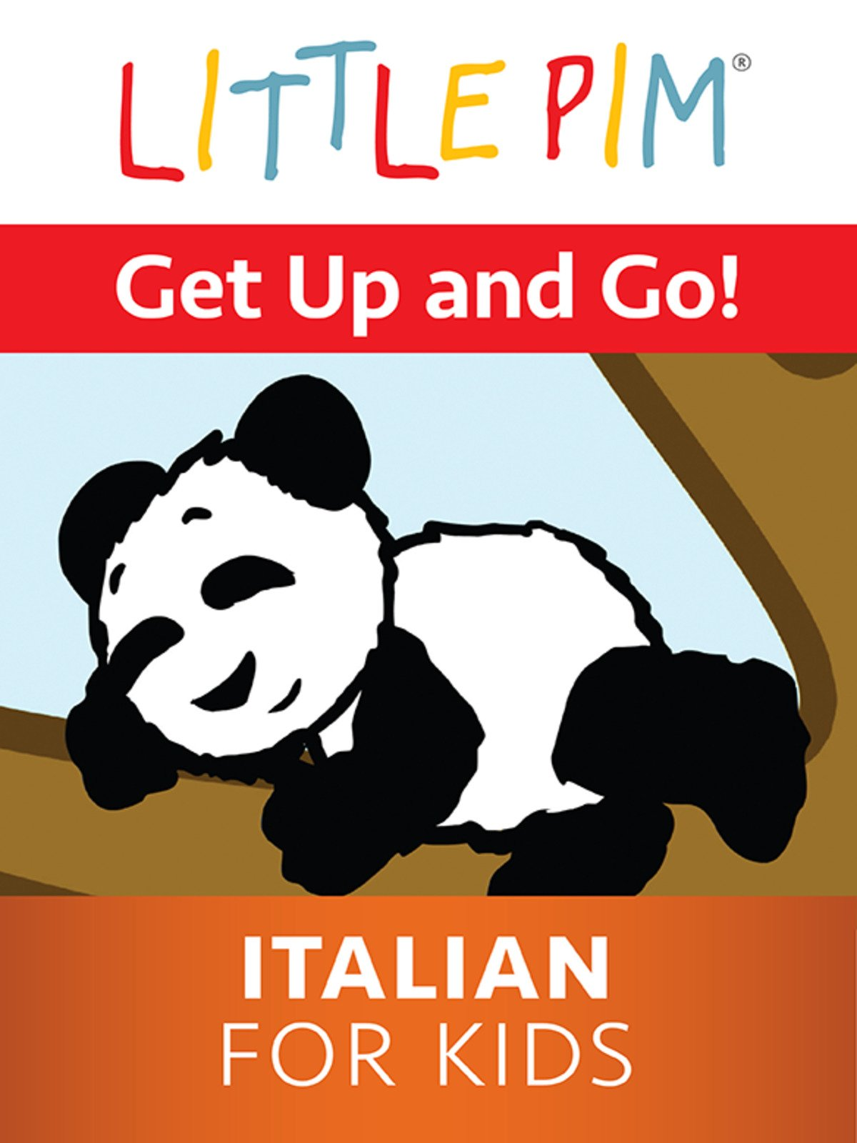 Little Pim: Get Up and Go! - Italian for Kids on Amazon Prime Instant Video UK