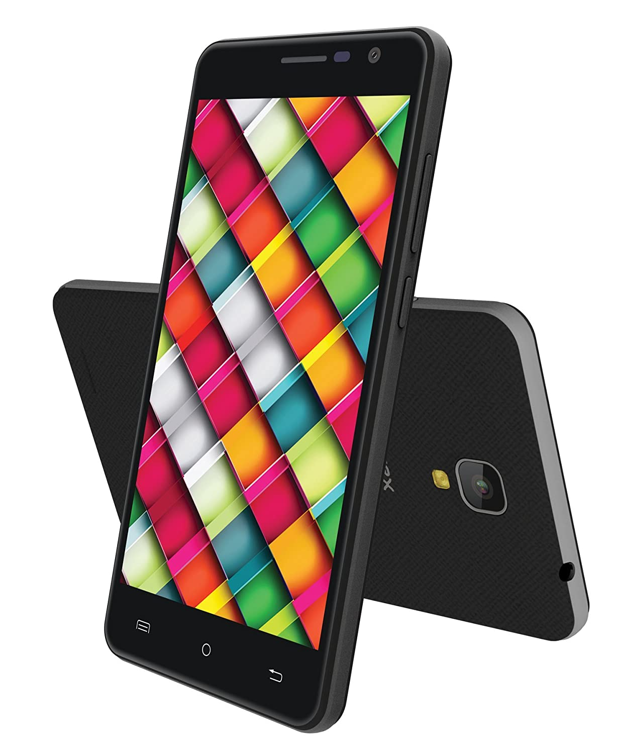 Intex Cloud Crystal 2.5D (Black) Rs.6899 From Amazon