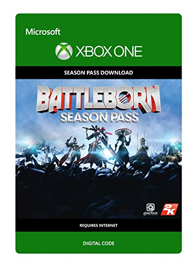 Battleborn Season Pass - Xbox One Digital Code