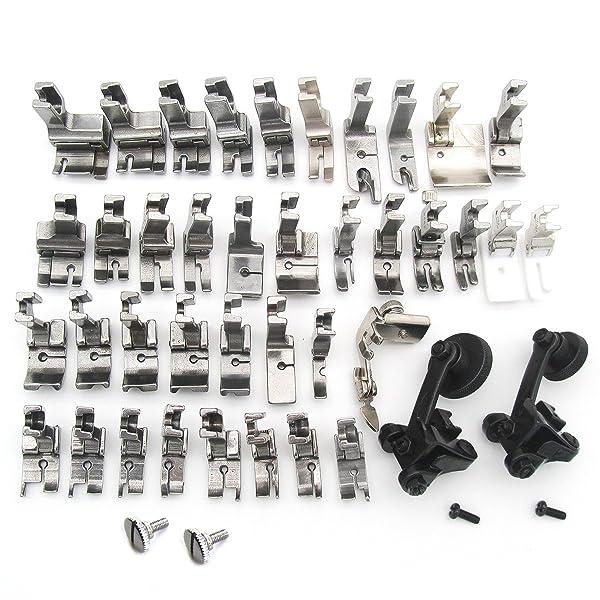 Ckpsms brand -1 set(40 pcs) kp-snpf40 fit for juki ddl-127 227 500 501 552 553 555 singer20u 31-15 44 95 96 brother b705 b707 b715 b716 b735 s-7100a S-7200c high shank single industrial sewing machine