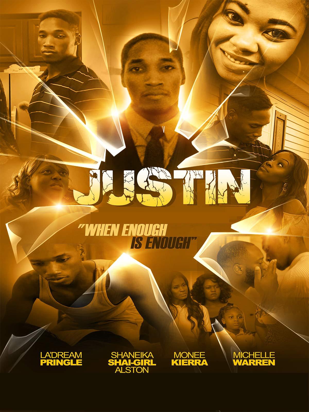Justin on Amazon Prime Video UK