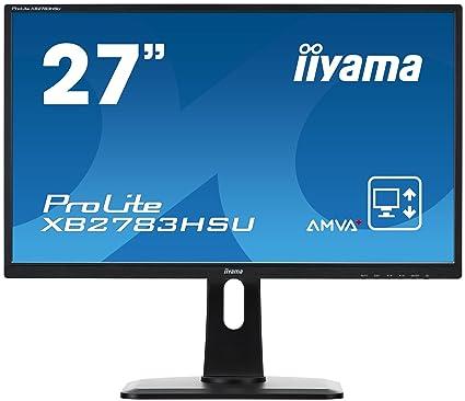 """iiyama XB2783HSU Ecran PC 27 """" (68.59999999999999 cm) 1920 x 1080 4 milliseconds"""