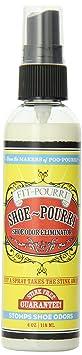 Amazon.com: Shoe-Pourri Shoe Odor Eliminator 4oz Spray: Beauty