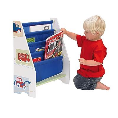 Worlds Apart Vehicle Sling Bookcase