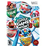 Hasbro Family Game Night 3 - Nintendo Wii (Color: One Color, Tamaño: One Size)