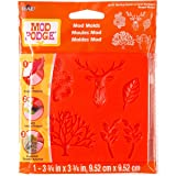 Mod Podge Mod Mold (3-3/4 by 3-3/4-Inch), 25132 Mystical Forest (Color: Mystical Forest)