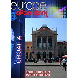 Europe After Dark  Croatia [Blu-ray]