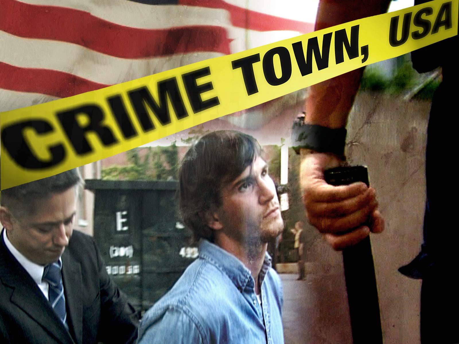 Crime Town USA on Amazon Prime Instant Video UK