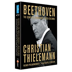 Beethoven: The Complete Symphonies [Blu-ray]