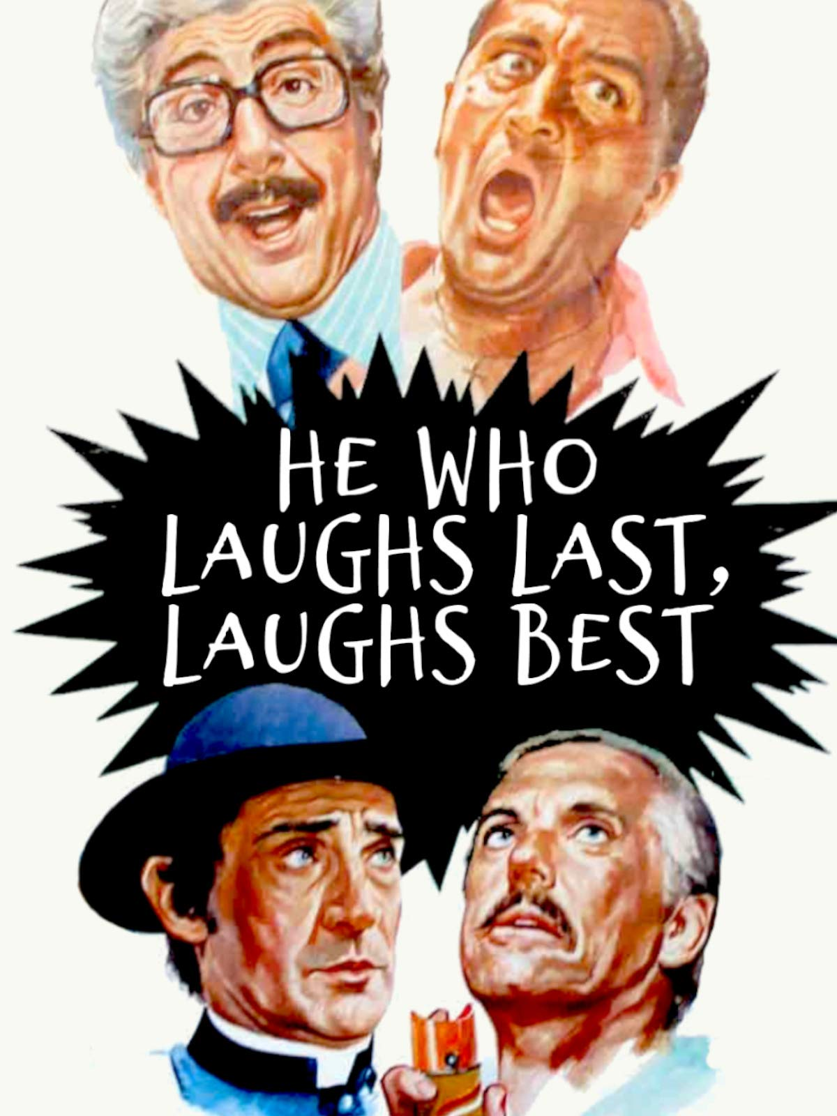 He who laughs last, laughs best on Amazon Prime Video UK