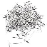 Hobbico Steel T-Pins 1-inch (100-Piece) (Tamaño: 1
