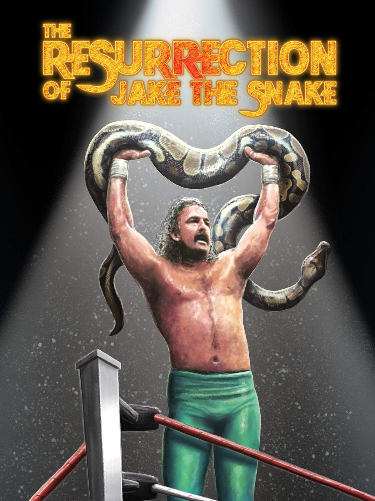 The Resurrection of Jake The Snake on Amazon Prime Video UK