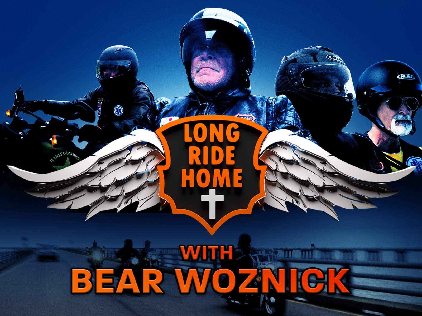 Long Ride Home with Bear Woznick on Amazon Prime Video UK