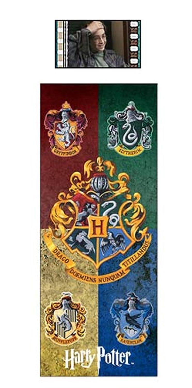 Harry Potter Hogwarts Crest Film Cell Bookmark