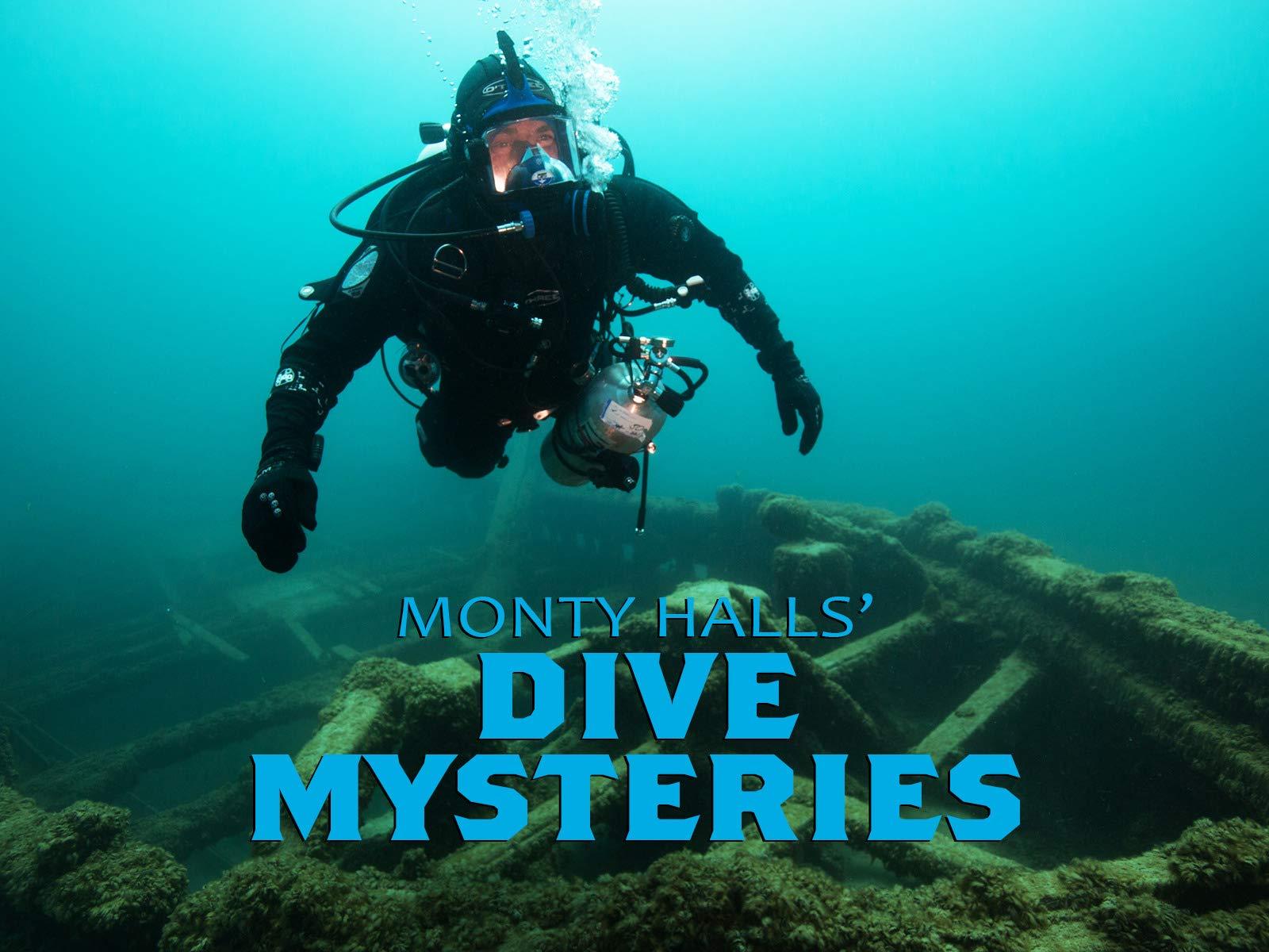 Monty Halls' Dive Mysteries
