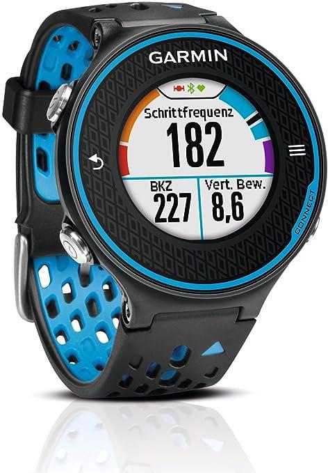 Garmin Forerunner 620 - Montre de running avec GPS intégré - Bleu/Noir