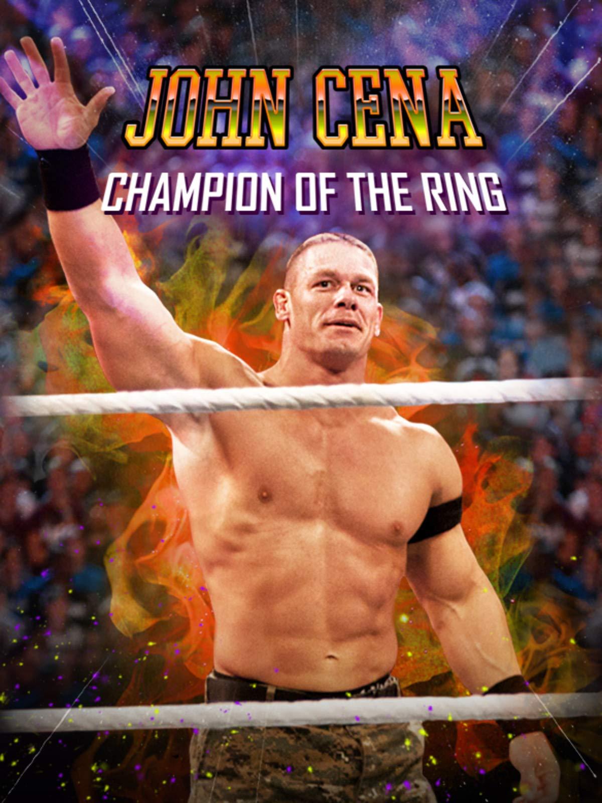 John Cena: Champion of the Ring