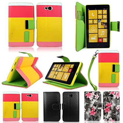Nokia Lumia 521 Flip Case Case For Nokia Lumia 820