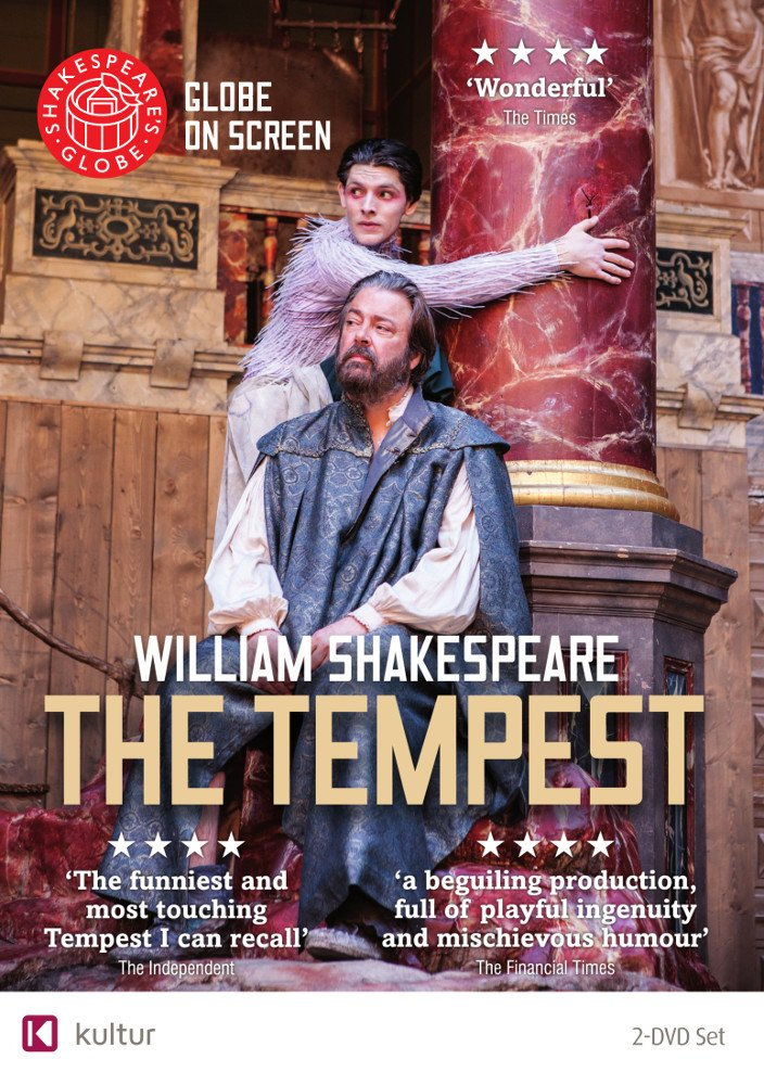 The Tempest starring Roger Allam & Colin Morgan
