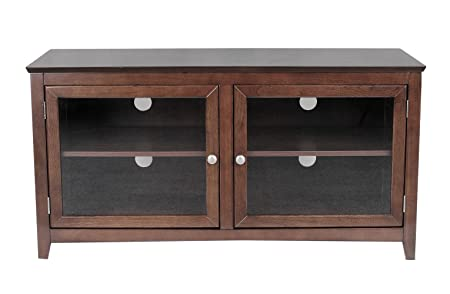 Simple Connect 90019 48-Inch Tv Stand, Mocha Finish