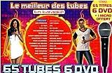 echange, troc Le Meilleur Des Tubes En Karaoké : 2010 Coffret 6 DVD 65 Tubes + 1 Micro