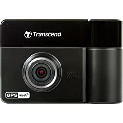 Transcend DrivePro 520 32GB Dual Car Video Recorder with Suction Mount