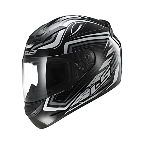 LS2 Helmets - Casque LS2 ROOKIE RANGER FF352 - Blanc - 2XL