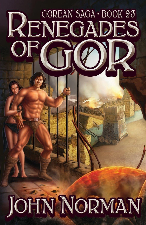 Gor 23 - Renegades of Gor (REQ) - John Norman