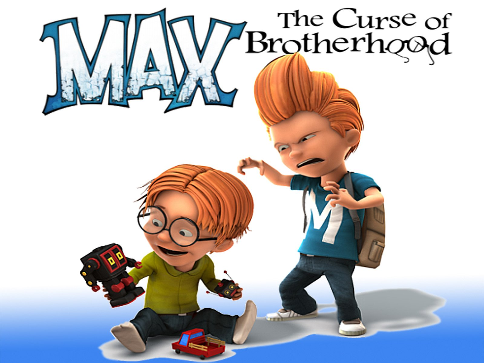 Clip: Max: The Curse Of Brotherhood - Season 1
