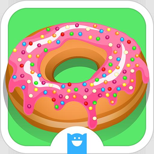 Donut maker deluxe jeu de cuisine app shop - Jeux de fille gratuit de cuisine en francais 2012 ...