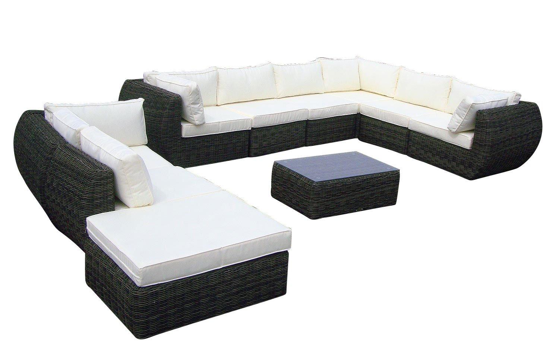 Baidani 10a00020 Sitzgruppe Majesty, graubraun günstig kaufen
