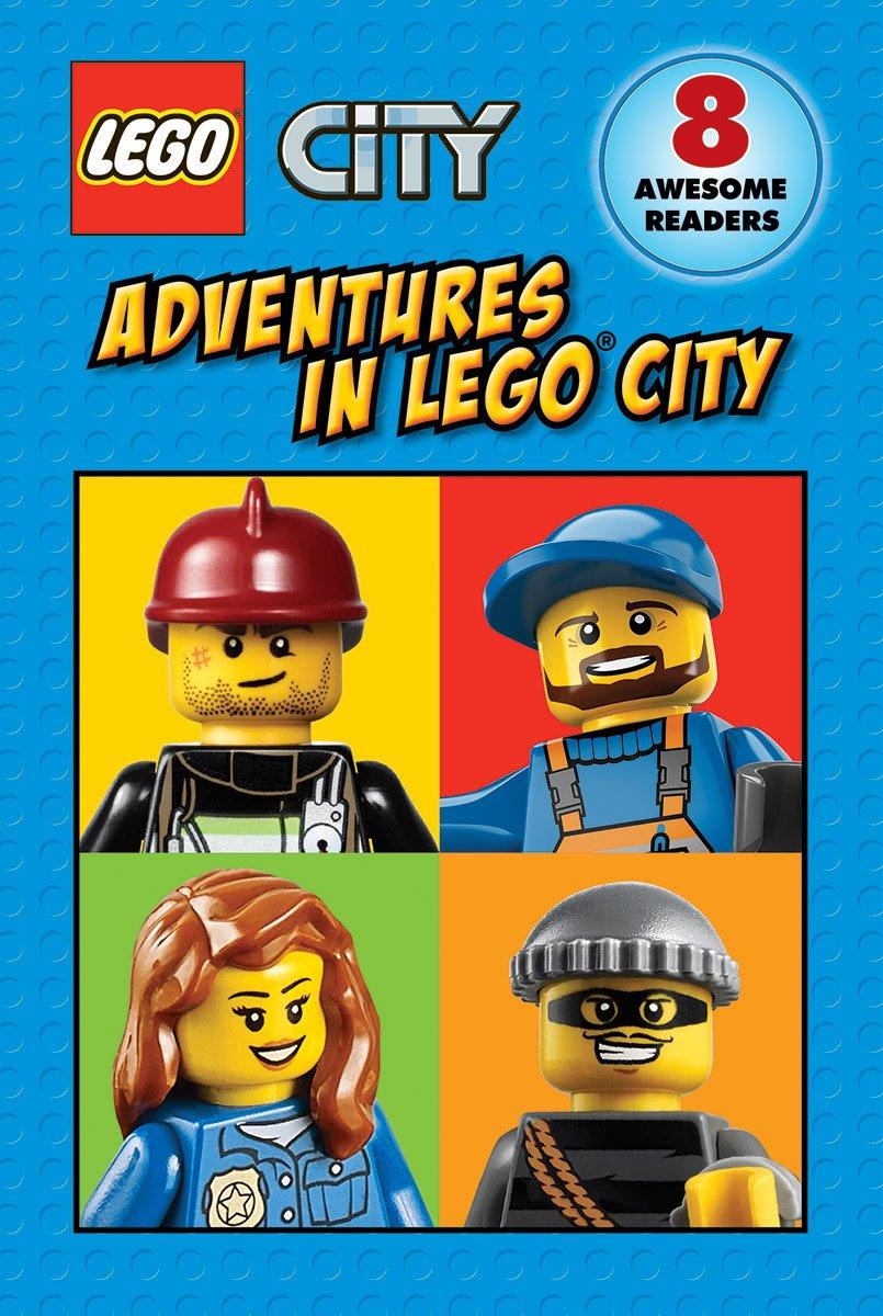 Lego City Books Lego City Adventures in Lego