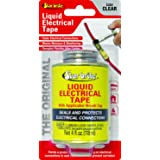 Star brite Liquid Electrical Tape - LET Clear 4 oz Can