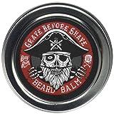 Grave Before Shave™ Bay Rum Beard Balm (4 oz) (Tamaño: 4 oz)