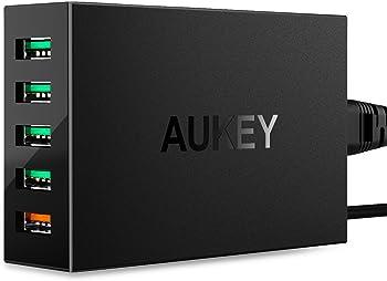 Aukey 5-Port USB Charging Station