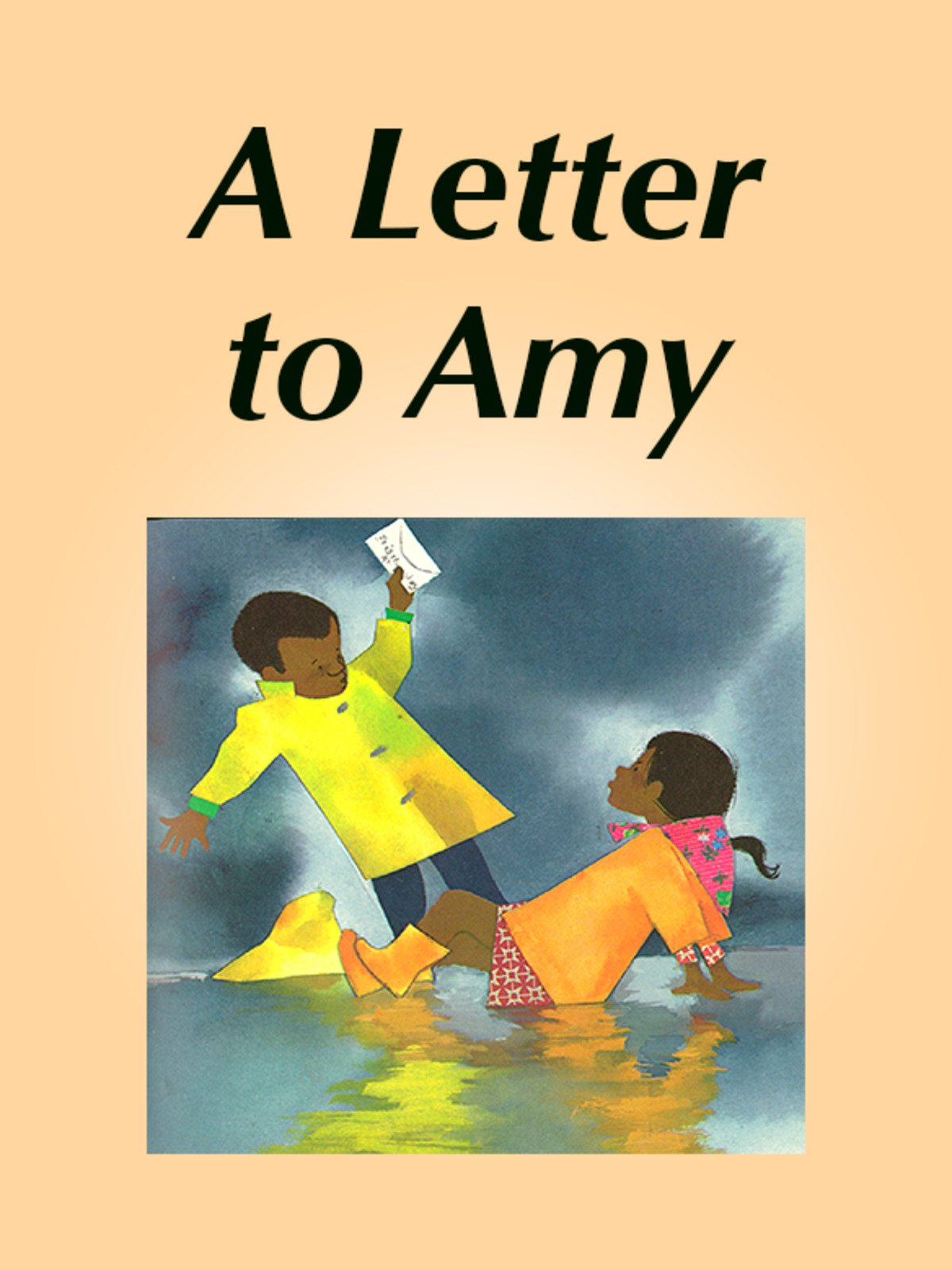 A Letter to Amy on Amazon Prime Video UK