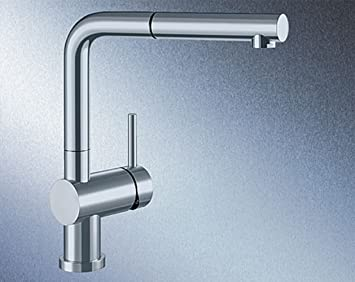 Blanco Linus S F Edelstahl Wasserhahn Hochdruck Armatur Einhebelmischer  Küche U0027