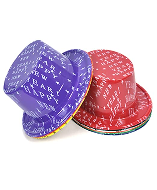 Happy New Year Novelty Party Hats
