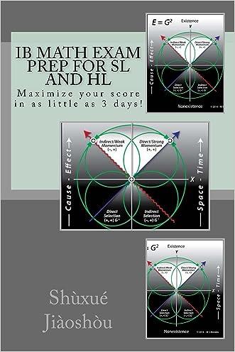 IB MATH EXAM PREP for SL and HL written by Sh%C3%B9xu%C3%A9 Ji%C3%A0osh%C3%B2u