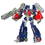 Catterpillar Transformers: Dark of the Moon MechTech Voyager Optimus Prime