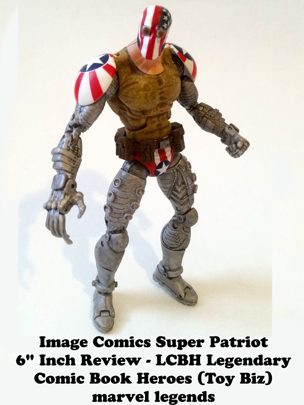 "Review: Image Comics Super Patriot 6"" Inch Review"