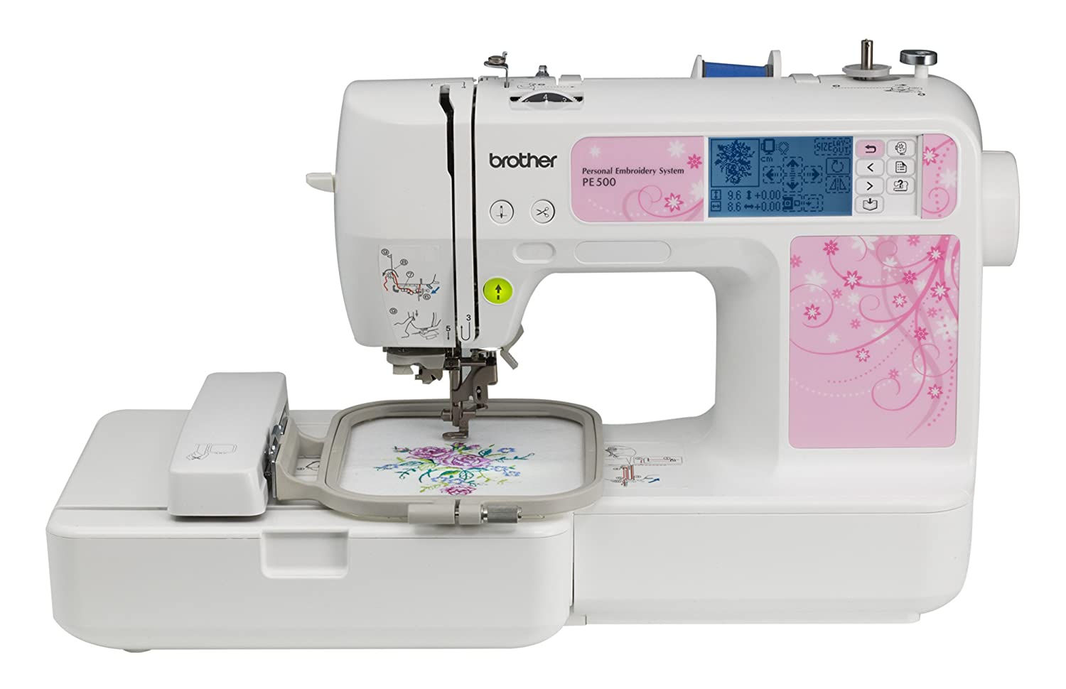 what is the best embroidery machine for beginners