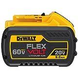 DEWALT DCB609 20V/60V MAX FLEXVOLT 9.0Ah Battery (Tamaño: 1 battery)
