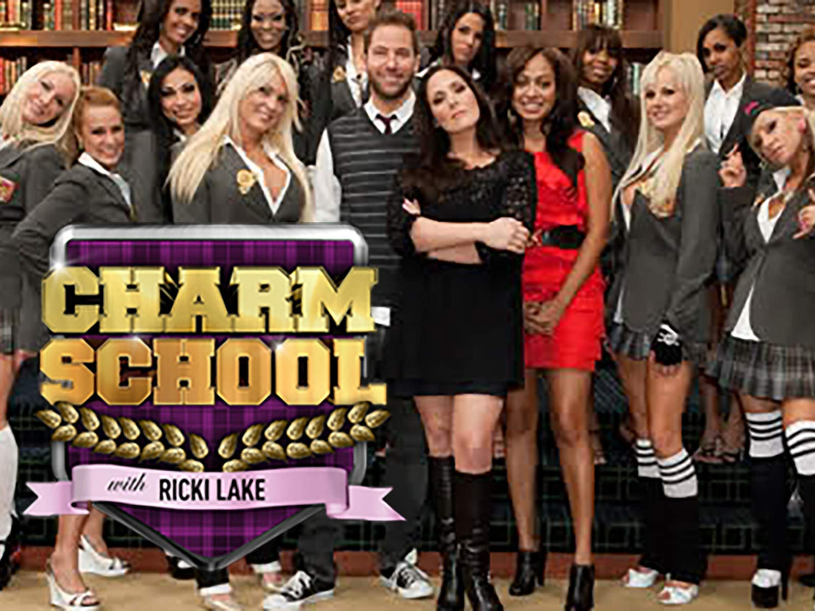 Charm School on Amazon Prime Instant Video UK