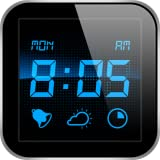 My Alarm Clock - Wake up to the digital alarm clock app with sleep timer and current weather conditions