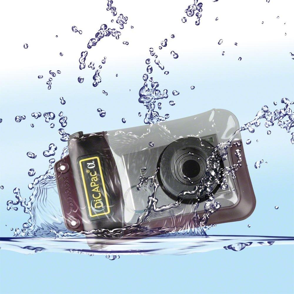 DiCAPac WP-310 - Bolsa de cámara subacuática - Electrónica - Más información y revisión del cliente