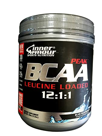 Inner Armour BCAA Peak Leucine Loaded 315 g (Blaue Himbeere)
