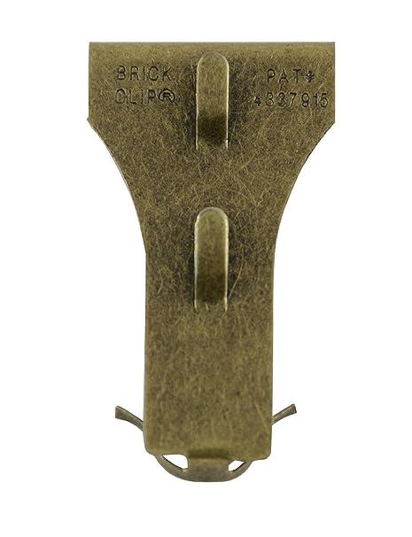 Adams Christmas 1450-99-1040 Brick Clip (4 Pack)