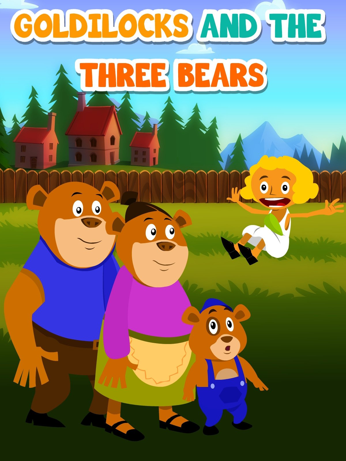 Clip: Goldilocks And The Three Bears on Amazon Prime Instant Video UK